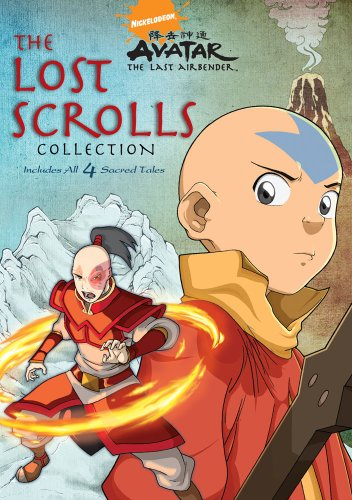 9781416978220: The Lost Scrolls Collection (Avatar)