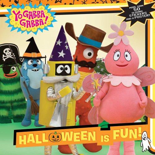 Halloween Is Fun! (Yo Gabba Gabba!): Simon Spotlight