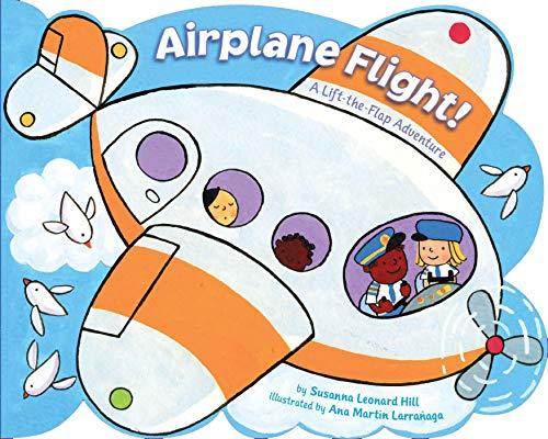 9781416978329: Airplane Flight!: A Lift-the-Flap Adventure