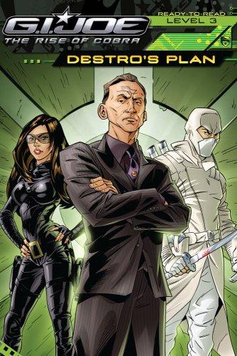 Destro's Plan (Ready-To-Read - Level 3 (Quality)): Teitelbaum, Michael