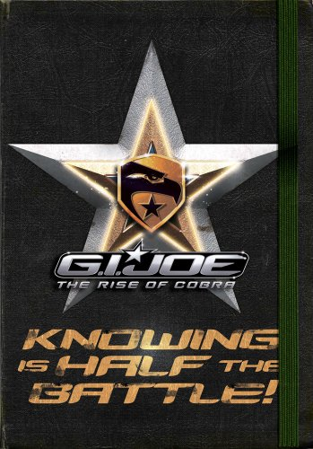 9781416978534: Knowing Is Half the Battle!: A Survival Handbook (G.I. Joe Movie; Rise of Cobra)