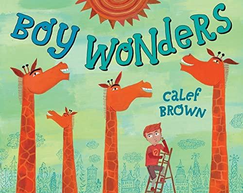 Boy Wonders: Brown, Calef