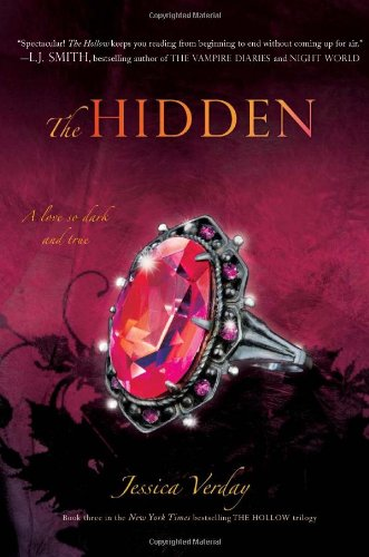 9781416978978: The Hidden (The Hollow, Book 3)