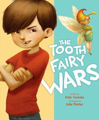 The Tooth Fairy Wars (Hardback)
