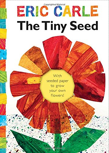 9781416979173: The Tiny Seed: With Seeded Paper to Grow Your Own Flowers