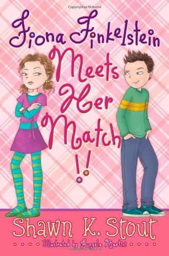 9781416979289: Fiona Finkelstein Meets Her Match!!