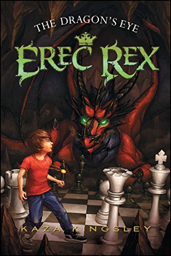 9781416979333: The Dragon's Eye (Erec Rex)