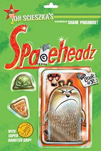 9781416979562: SPHDZ Book #3! (Spaceheadz)