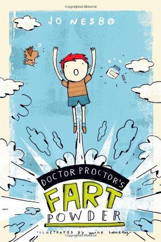 9781416979722: Doctor Proctor's Fart Powder
