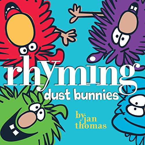 9781416979760: Rhyming Dust Bunnies