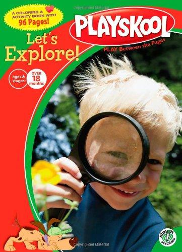 Let's Explore! (Playskool (Simon Scibbles)): Gallo, Tina; S.