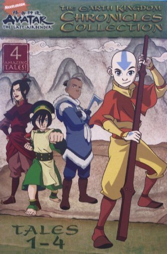 9781416979852: The Earth Kingdom Chronicles Collection (The Tale of Aang / The Tale of Azula / The Tale of Toph / The Tale of Sokka) (AVATAR the Last Air Bender, Tales 1-4)