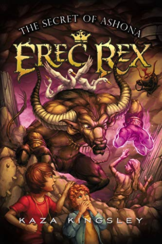 The Secret of Ashona (Erec Rex): Kingsley, Kaza
