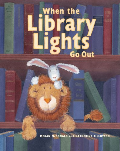 9781416980285: When the Library Lights Go Out