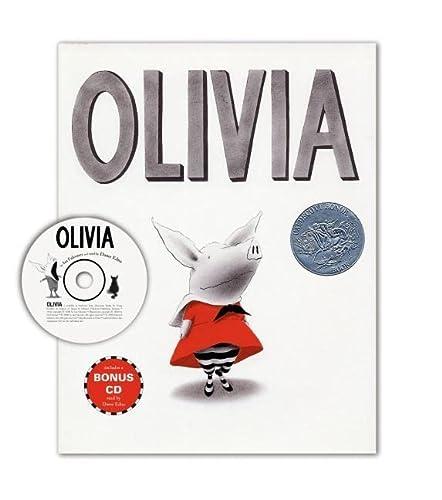 9781416980346: Olivia: Book and CD (Olivia Series)