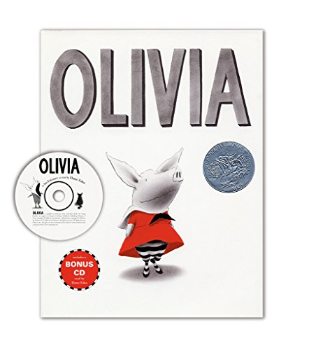 9781416980346: Olivia: Book and CD (Olivia Series)