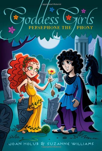 9781416982722: Persephone the Phony (Goddess Girls)