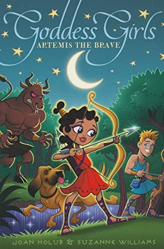 9781416982746: Artemis the Brave (Goddess Girls)