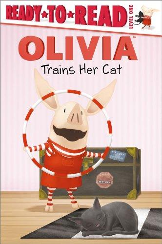 9781416982968: Olivia Trains Her Cat