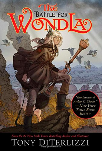 9781416983149: The Battle for WondLa (The Search for WondLa)