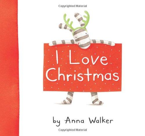 9781416983170: I Love Christmas