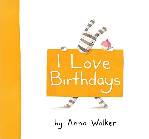 9781416983200: I Love Birthdays