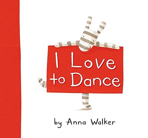 9781416983231: I Love to Dance (I Love Ollie)