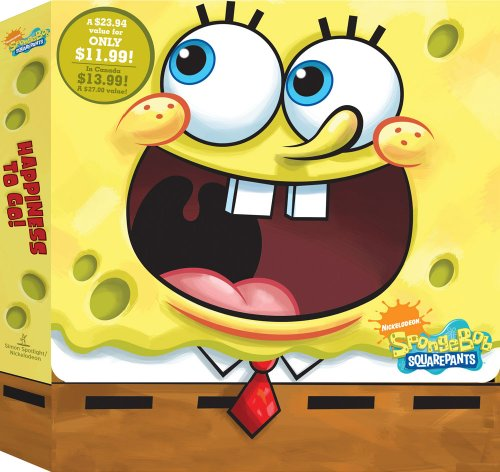 Happiness to Go! (Boxed Set) (SpongeBob SquarePants): Various