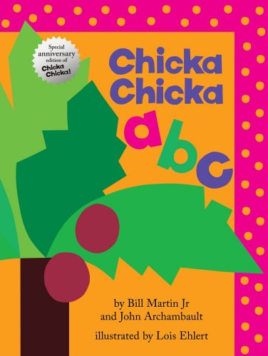 9781416984474: Chicka Chicka ABC: Lap Edition (Chicka Chicka Book, A)