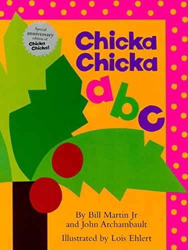 9781416984474: Chicka Chicka ABC: Lap Edition (Chicka Chicka Book, A)
