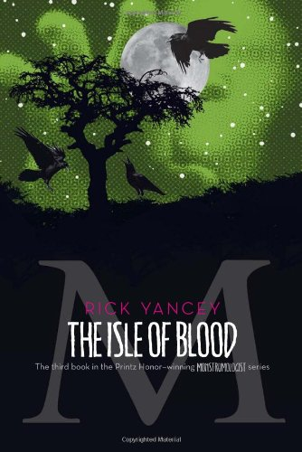 9781416984528: The Isle of Blood