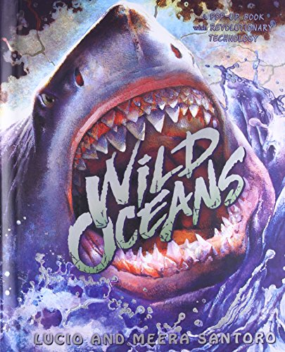 9781416984672: Wild Oceans: A Pop-up Book with Revolutionary Technology