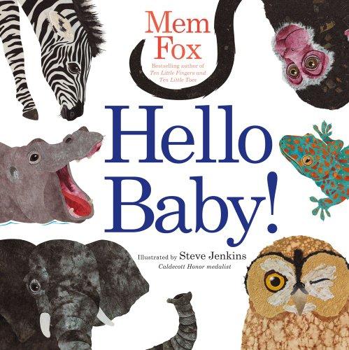 9781416985136: Hello Baby!