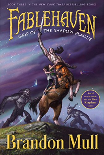 9781416986034: Grip of the Shadow Plague (Fablehaven)