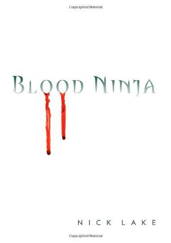9781416986270: Blood Ninja