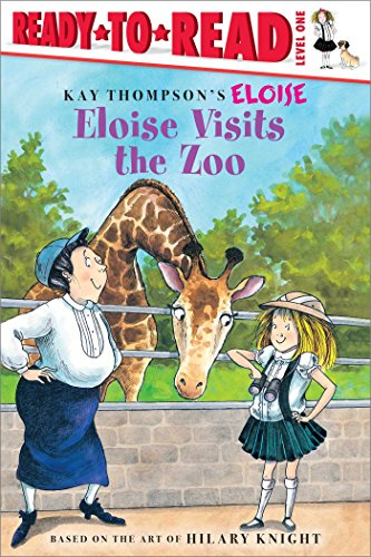 Eloise Visits the Zoo (Ready-to-Reads)