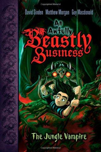The Jungle Vampire (Awfully Beastly Business): David Sinden, Matthew