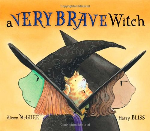 9781416986706: A Very Brave Witch (Paula Wiseman Books)