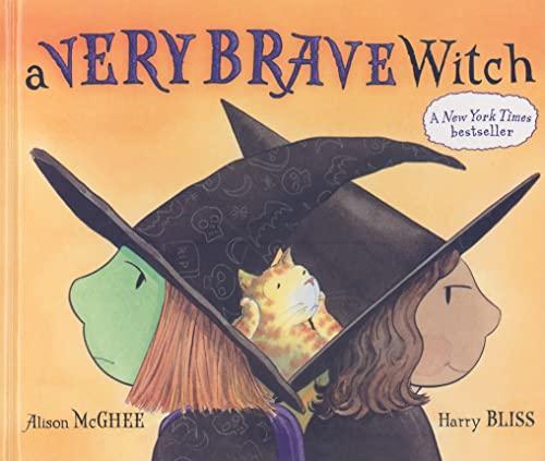 9781416986706: A Very Brave Witch (Paula Wiseman Books)