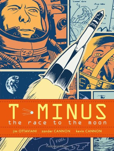 9781416986829: T-Minus: The Race to the Moon