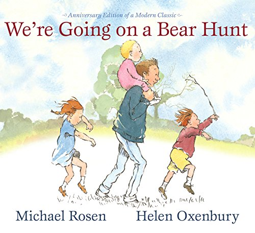 9781416987116: We're Going on a Bear Hunt: Anniversary Edition of a Modern Classic