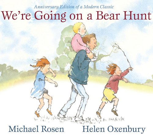9781416987123: We're Going on a Bear Hunt (Classic Board Books)