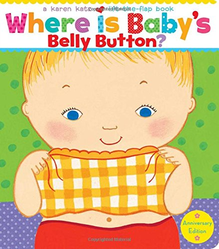 9781416987338: Where Is Baby's Belly Button?