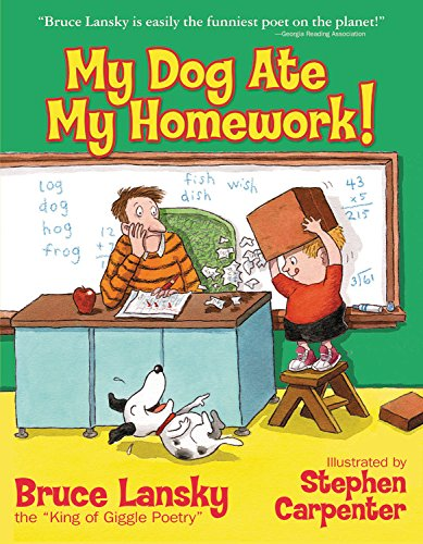9781416989134: My Dog Ate My Homework! (REVISION)