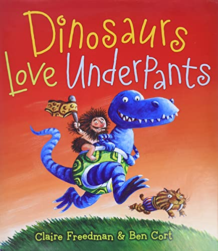 9781416989387: Dinosaurs Love Underpants