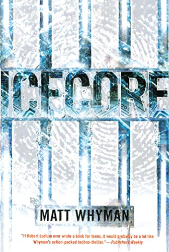 9781416989608: Icecore: A Thriller (Carl Hobbes Thriller)