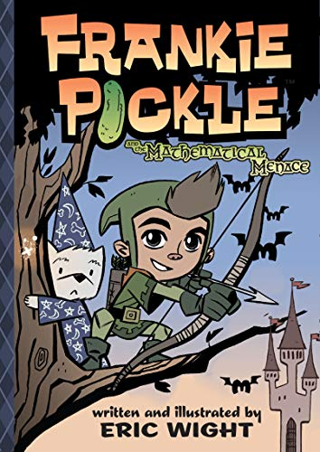 9781416989721: Frankie Pickle and the Mathematical Menace