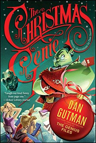 The Christmas Genie (141699002X) by Gutman, Dan