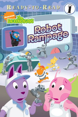 9781416990130: Robot Rampage! (The Backyardigans)