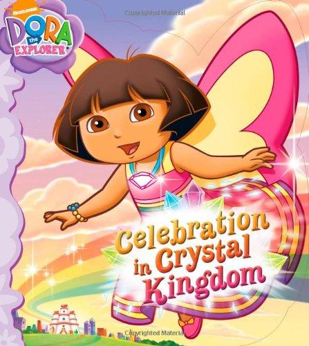 9781416990239: Celebration in Crystal Kingdom (Dora the Explorer)